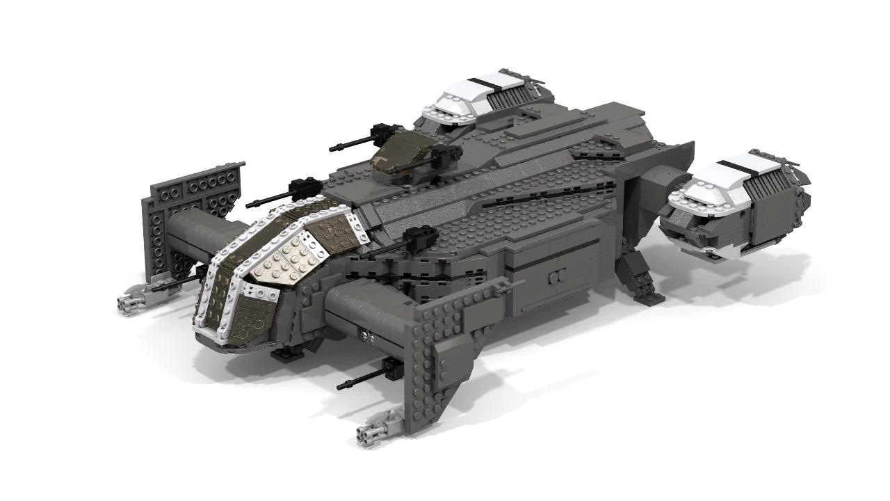 Citizen Spotlight Lego Drake Cutlass 3 0 Rework Edition