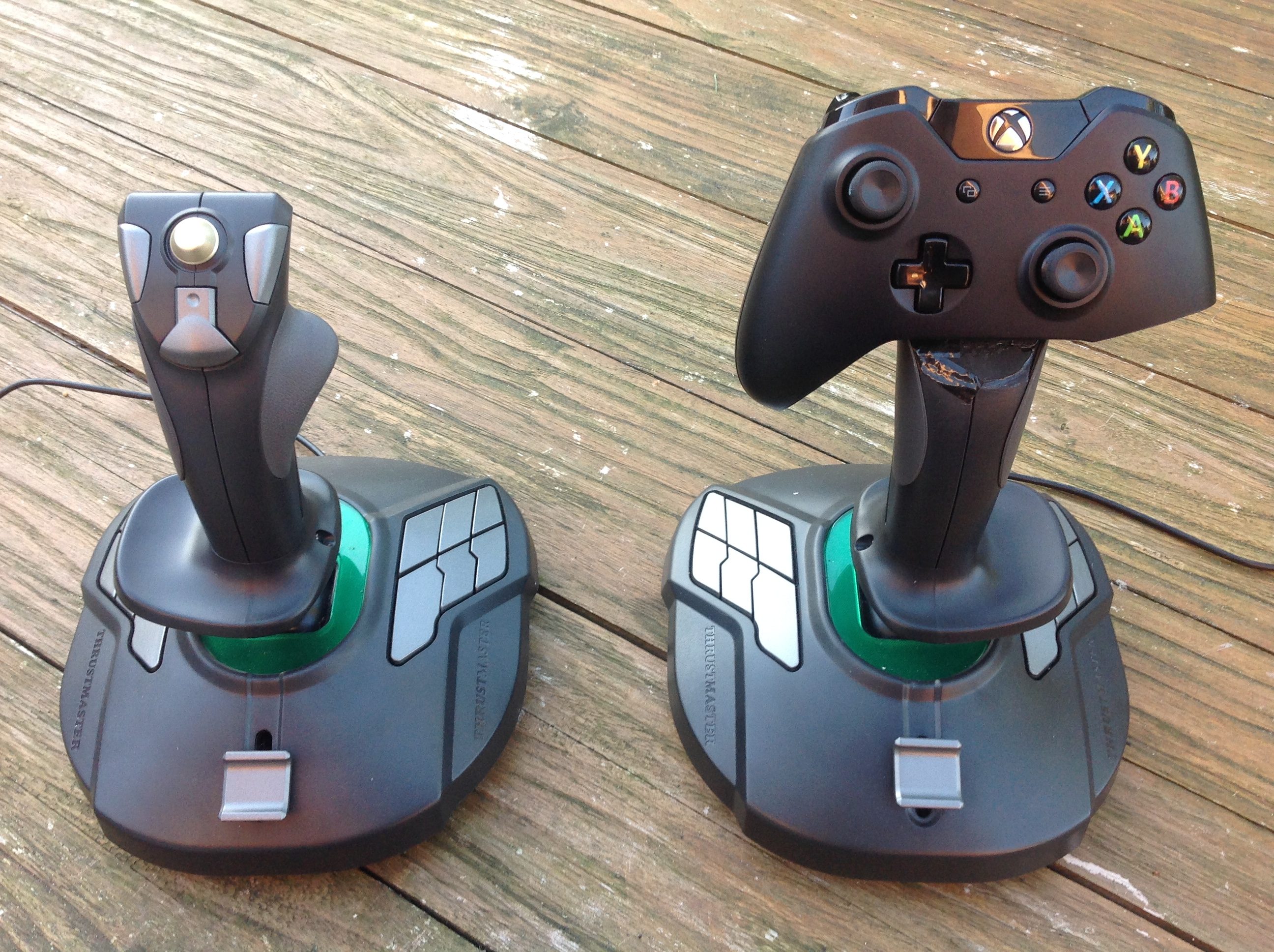 Citizen spotlight - Joystick & Xbox One Controller Mod - Roberts