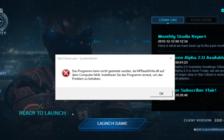 SC-3228 Game doesn't start: System error missing MFReadWrite