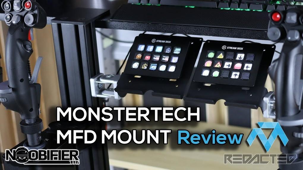 Citizen spotlight - Monstertech MFD Mount - Review with