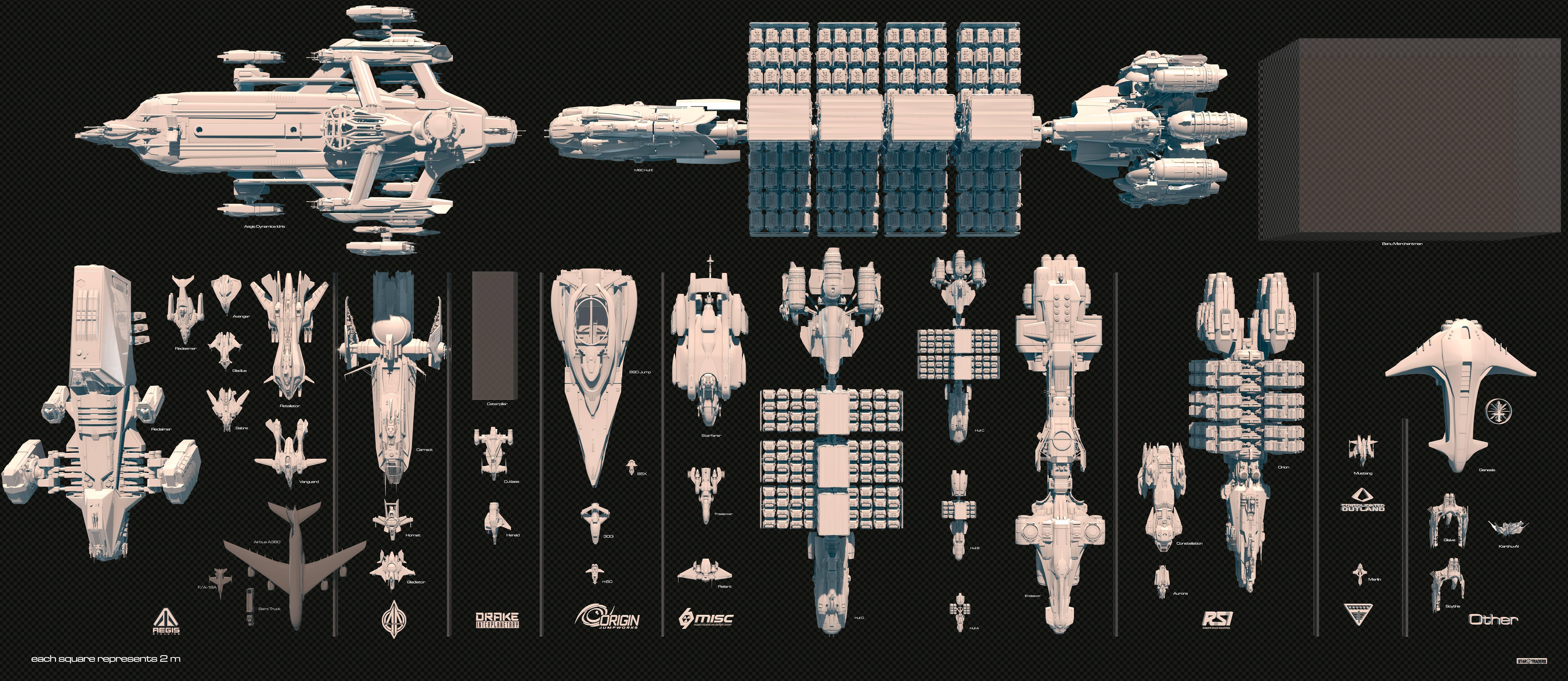 star citizenship comparison - photo #10