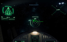 STARC-71746 Quantum Drive reticle does not line up with Ship Heading