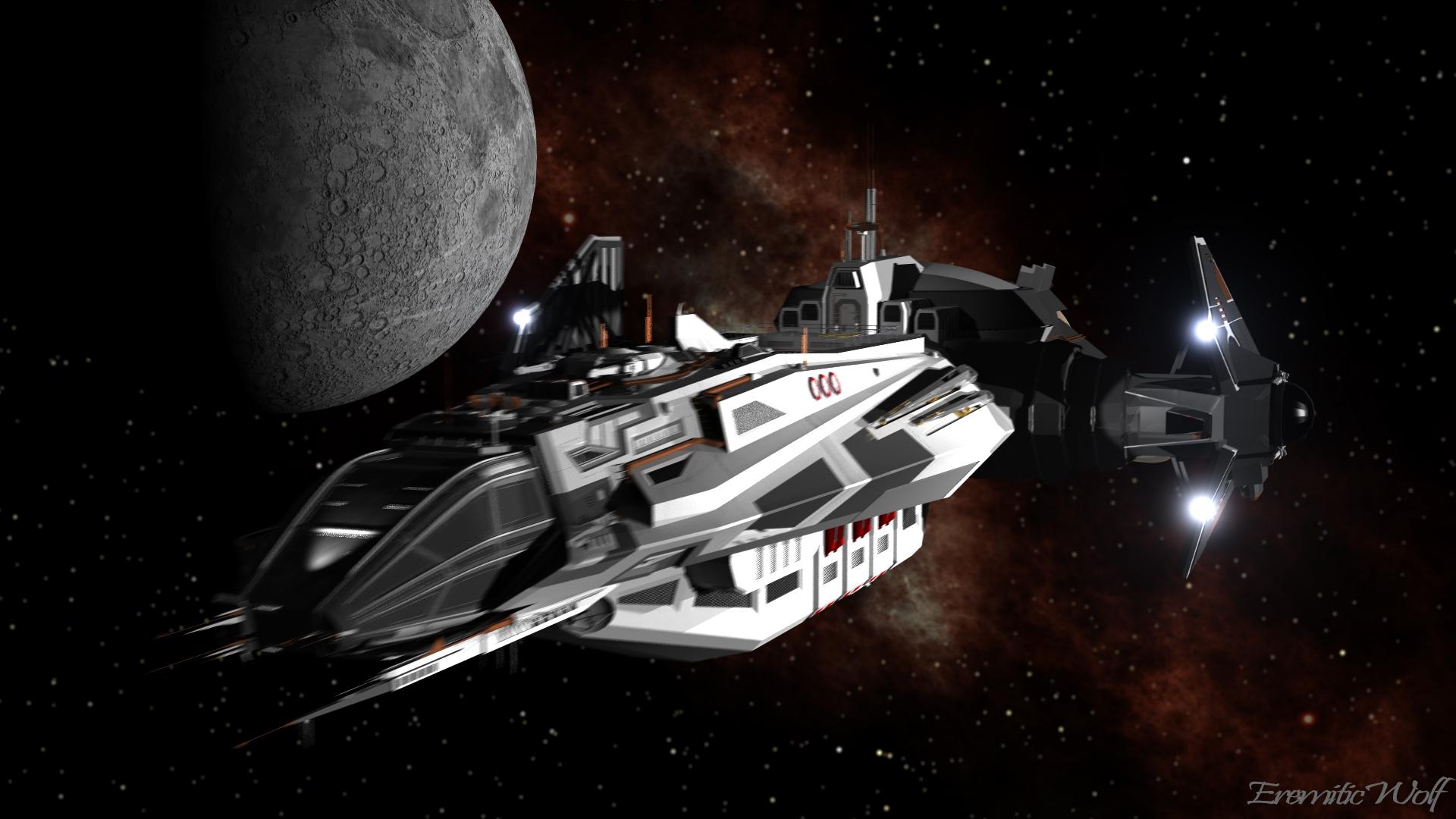 Citizen Spotlight Carrack Roberts Space Industries