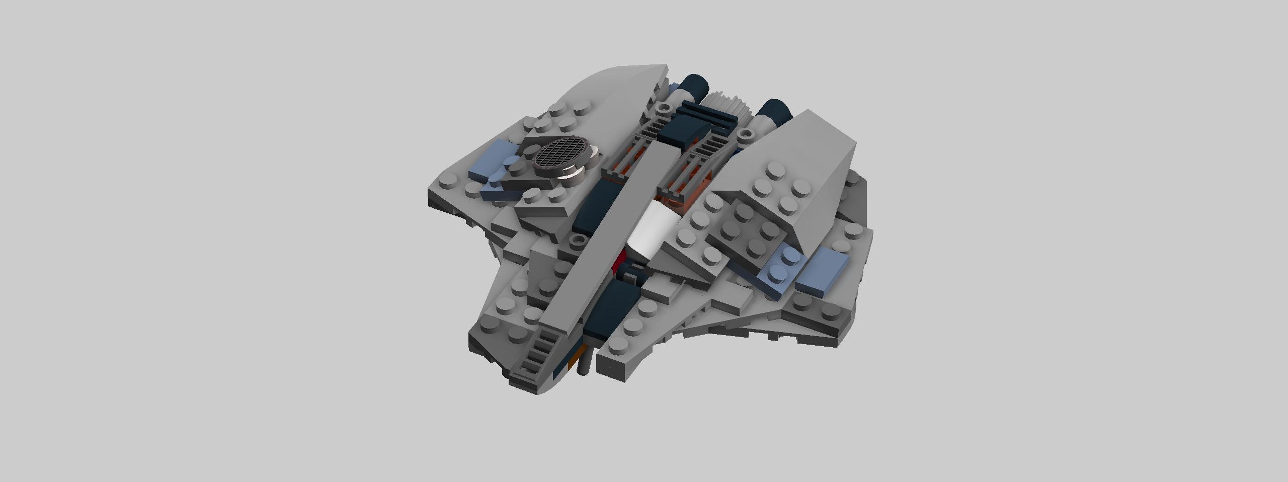 Citizen spotlight - LEGO Crusader Mercury Star Runner