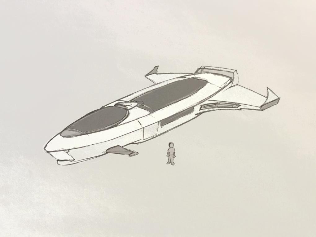 Citizen Spotlight Origin 300i Rework Concept Fan Made Roberts Space Industries Follow The Development Of Star Citizen And Squadron 42