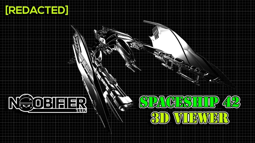 Citizen spotlight - Check Out STARSHIP 42 - 3d Model Viewer